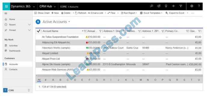 examvcesuite mb-400 q1-2